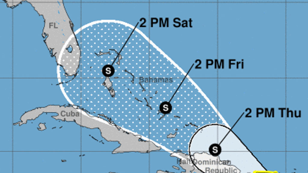 STX Braces for Tropical Storm Dorian