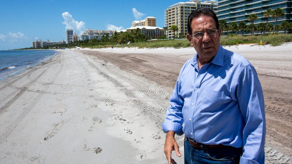Suarez: Key Biscayne's Beaches Need Help - Key News